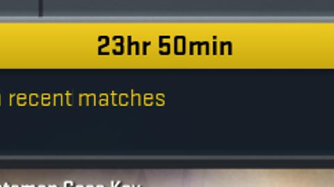 cs go competitive cooldown for winning