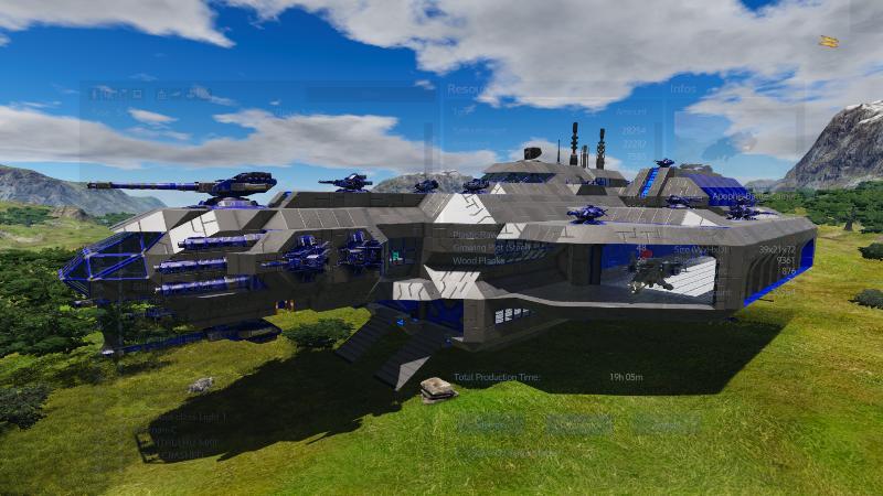 Apophis Battle Carrier