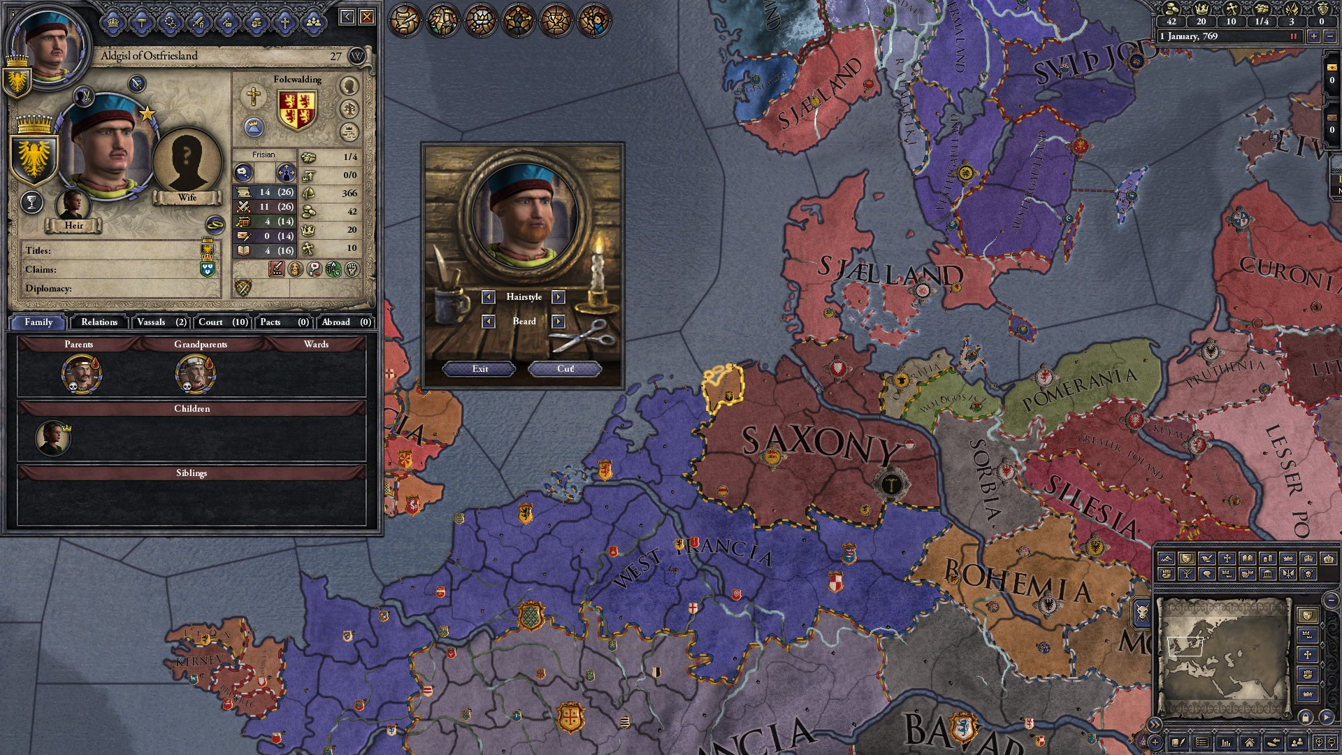 Pagans Crusader Kings Ii Wiki - HD1920×1080