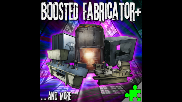 Steam workshop boosted fabricator 20 malvernweather Image collections