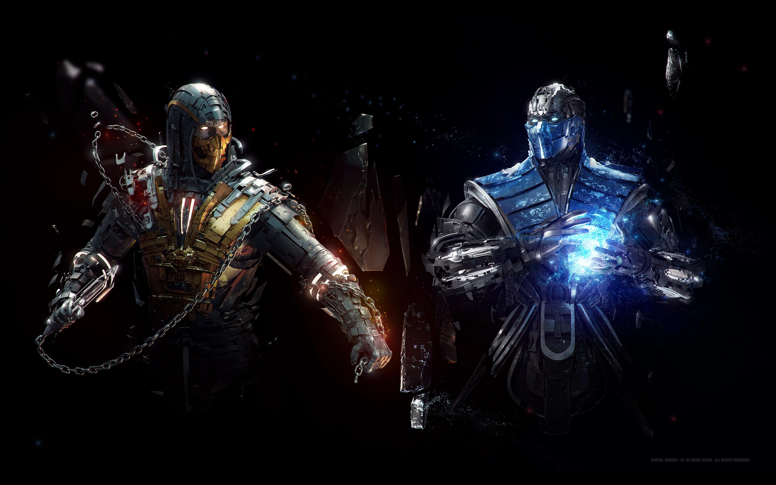 Steam Workshop :: Mortal Kombat HD