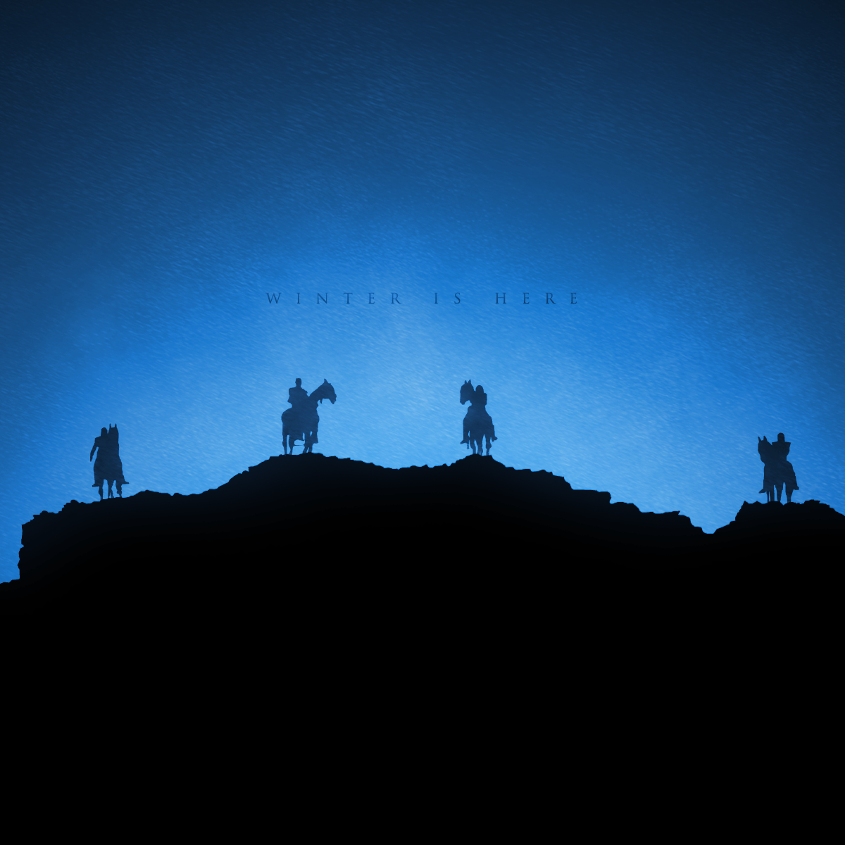Game Of Thrones - White Walkers Live Wallpaper Engine