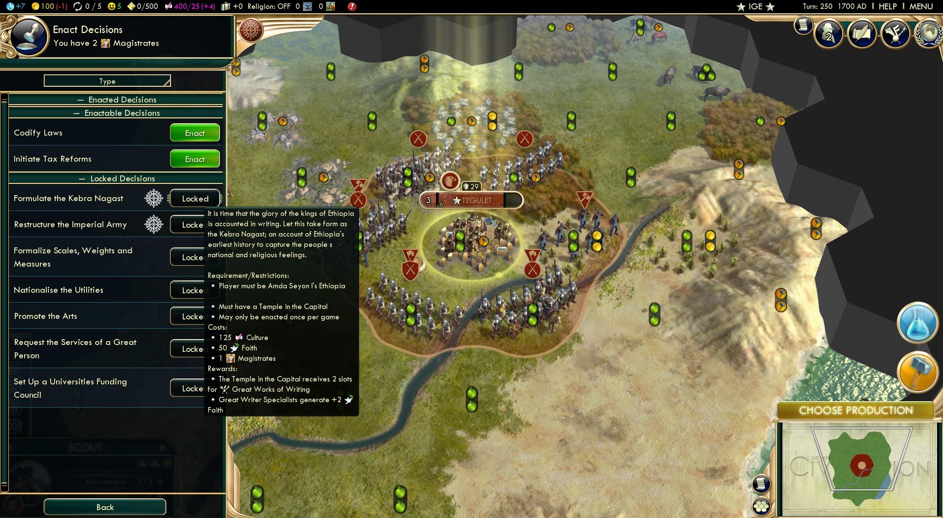 Steam Workshop :: DMS' The Ethiopian Civilization Pack