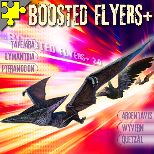 Boosted Flyers+ [2.0]