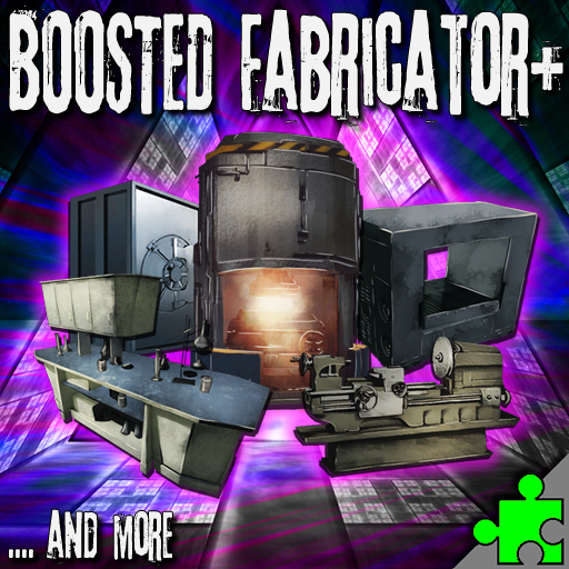 Boosted Fabricator+  [2.0]