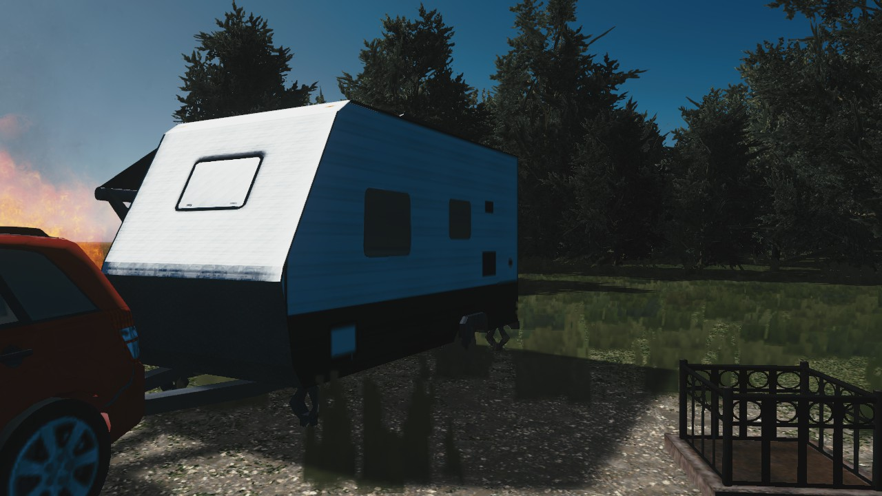 Steam Workshop :: Small Camper Trailer