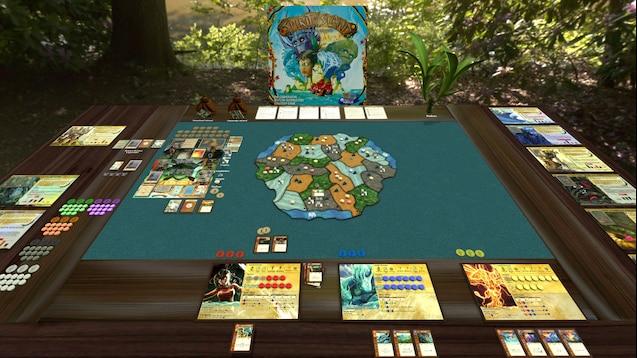 Steam Workshop :: Spirit Island