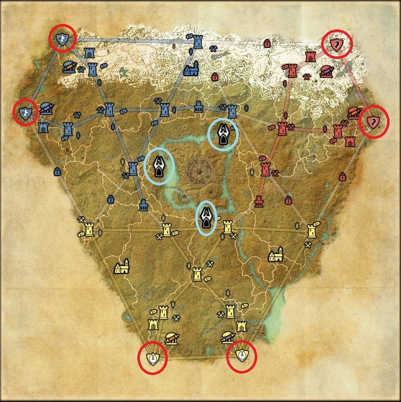 Steam Community :: Guide :: Starter's Guide to Cyrodiil