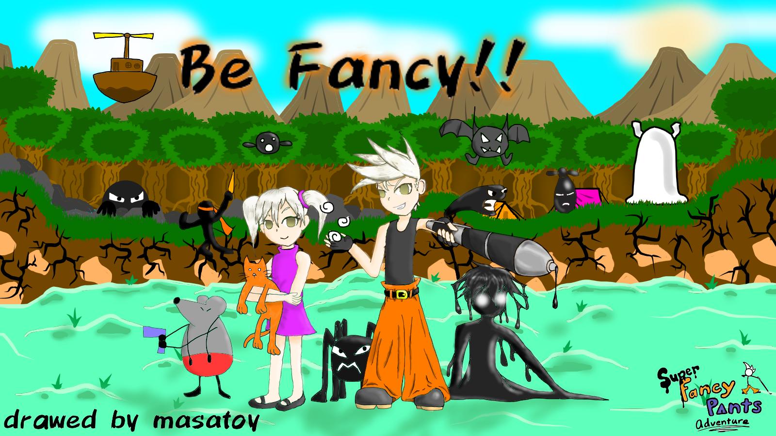 Steam Community Super Fancy Pants Adventure
