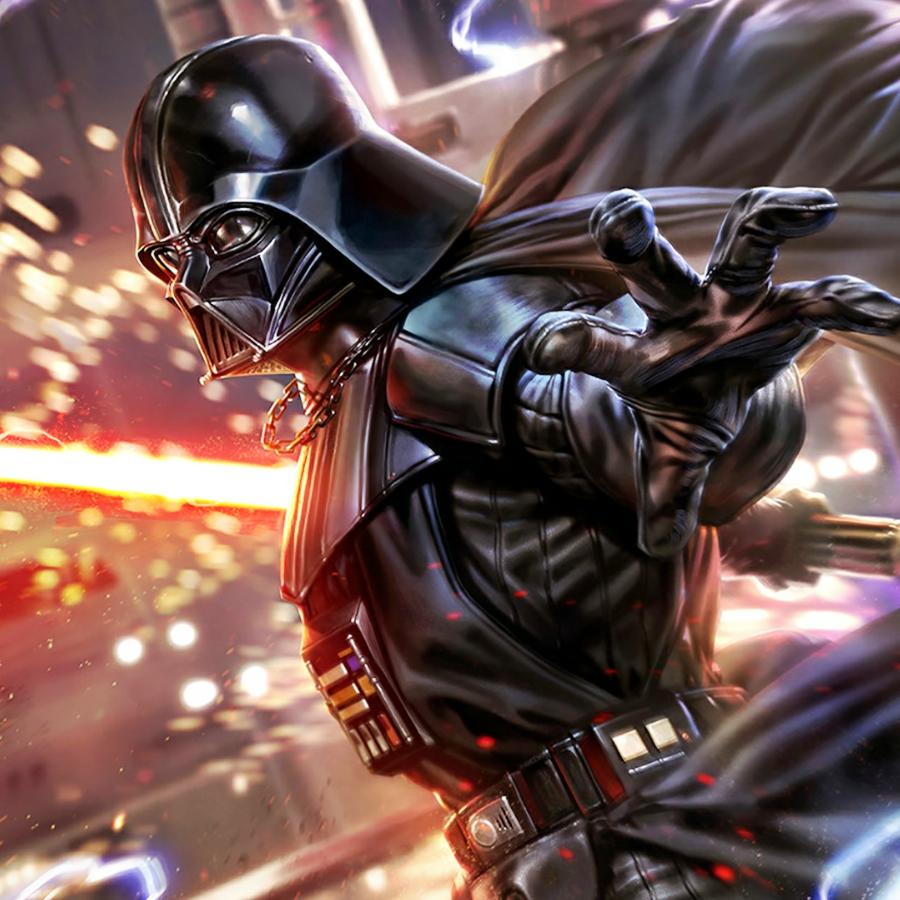 Steam Workshop :: StarWars - Darth Vader №3 [1920x1080]