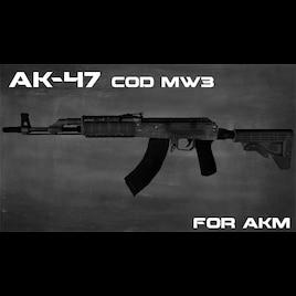 Steam Workshop :: COD MW3 AK-47 for AKM