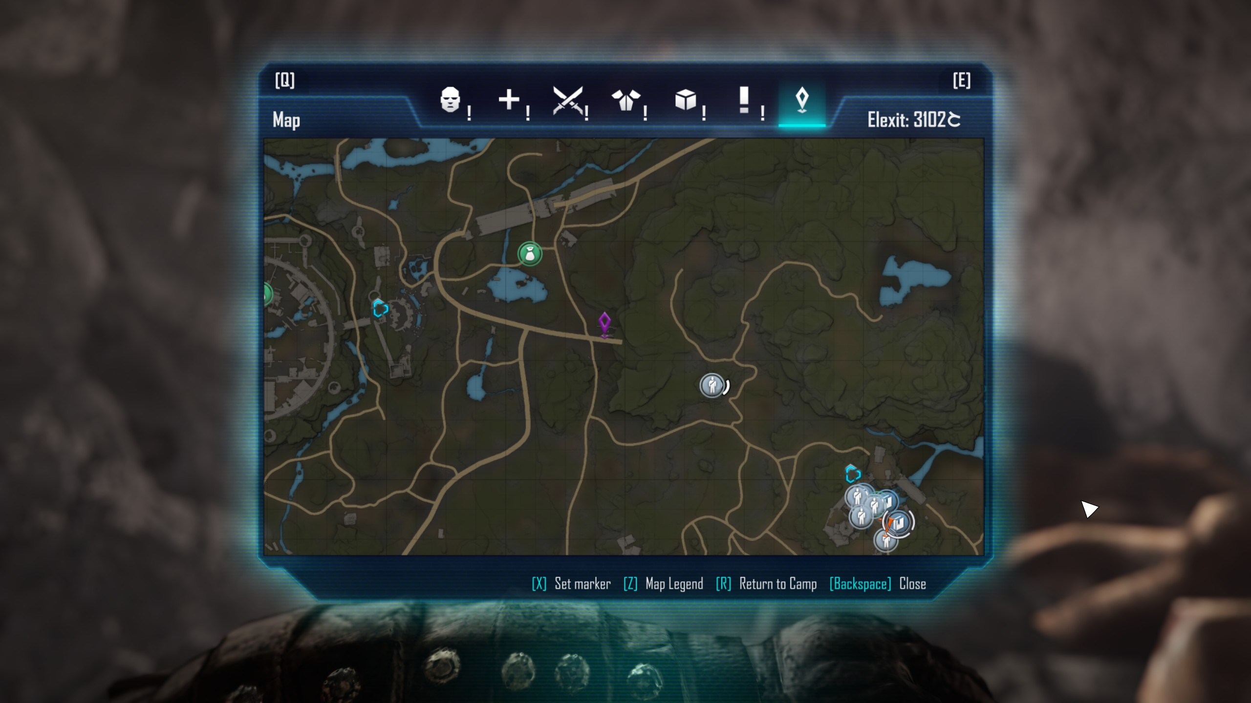 Elex Karte Teleporter.Steam Community Guide Map Pieces Kartenstücke