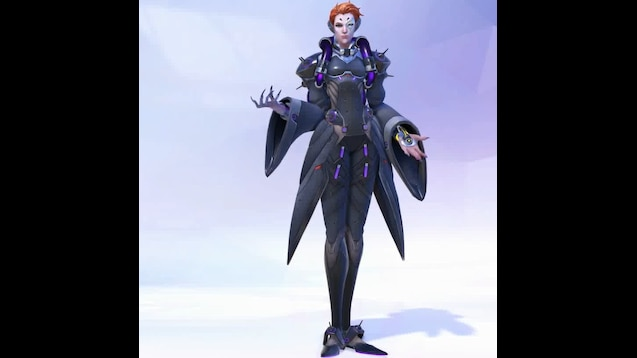 Steam Workshop Moira Looping Animation Overwatch Live