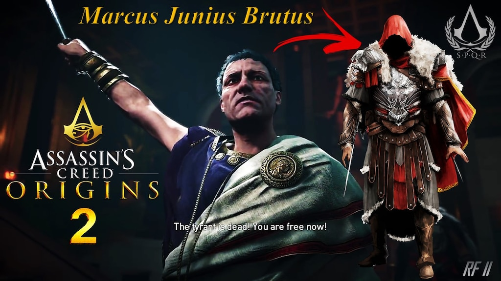 Steam Community Who Want See Brutus The First Roman