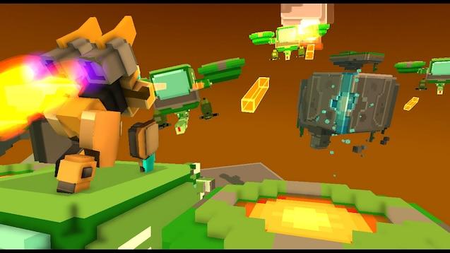 Steam Greenlight :: Spark Rising