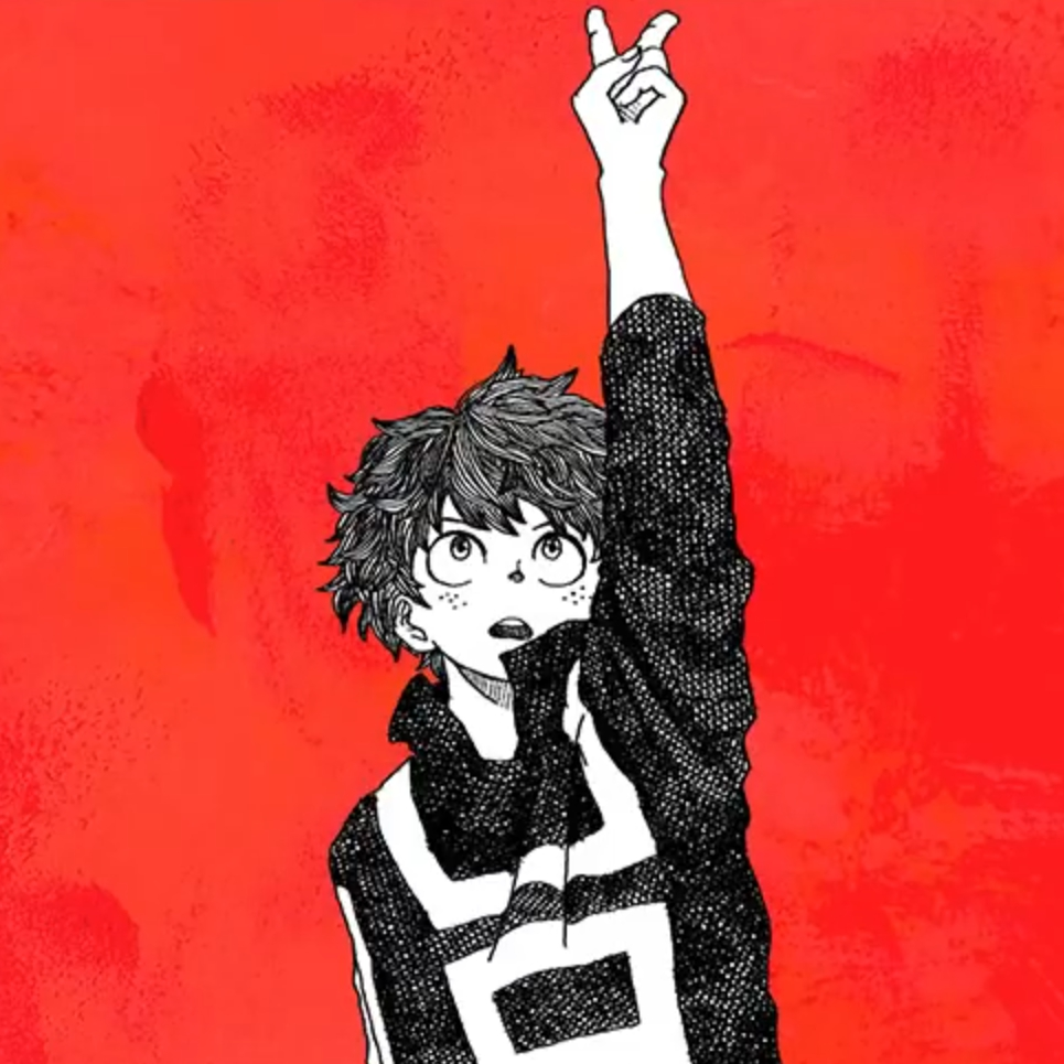 Steam Workshop Peace Sign Boku No Hero Academia Peace Sign With Color On Inside