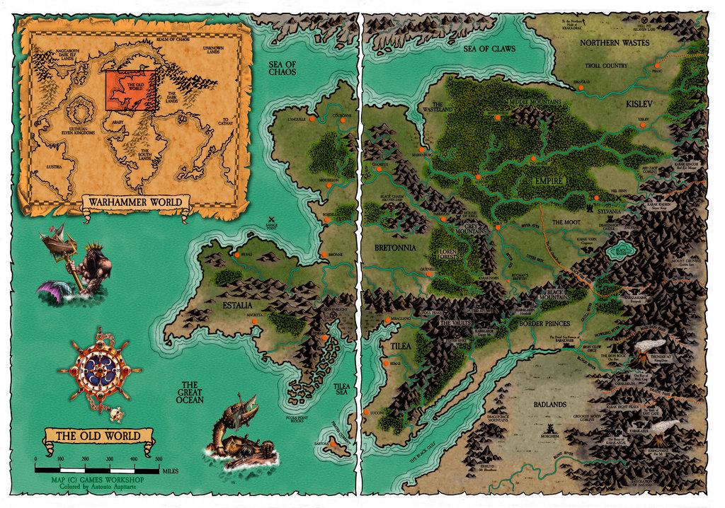 Steam Workshop Yn Elthin Arvan Saroir The Old World Improved