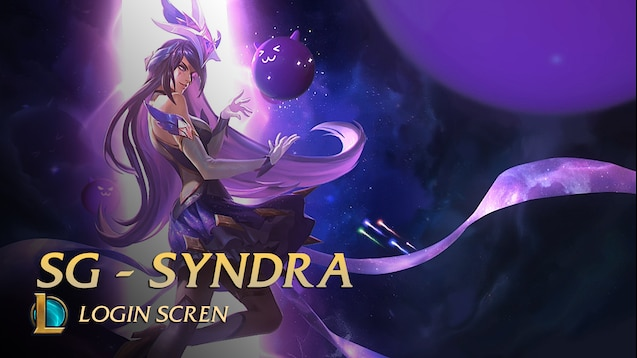 Steam Workshop Star Guardian Syndra Animated Wallpaper League Of Legends