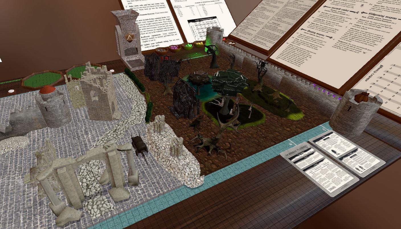 Steam Workshop :: Mordheim Urban Battles Template