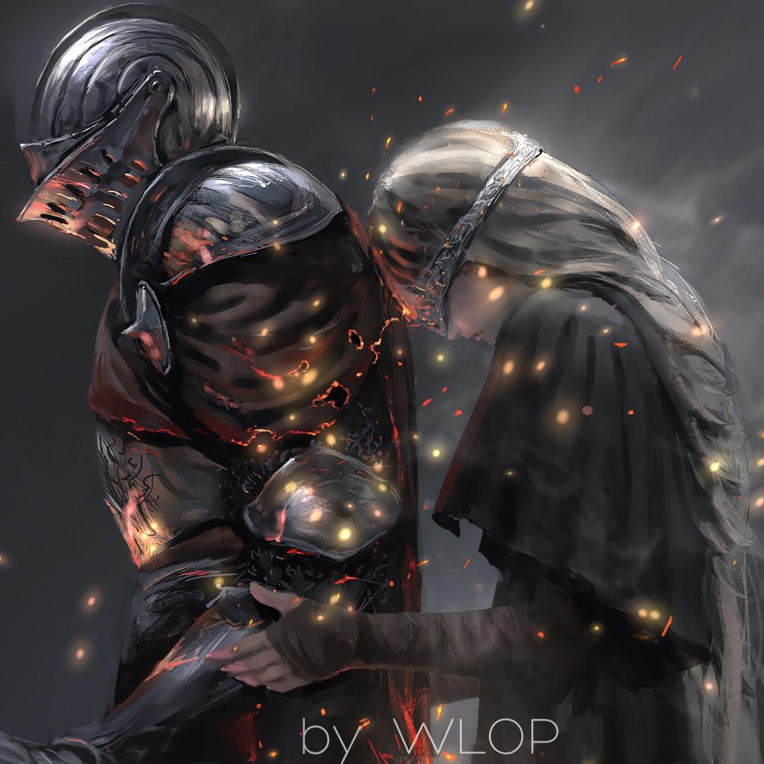 Steam Workshop Dark Souls 3 Firekeeper Hug