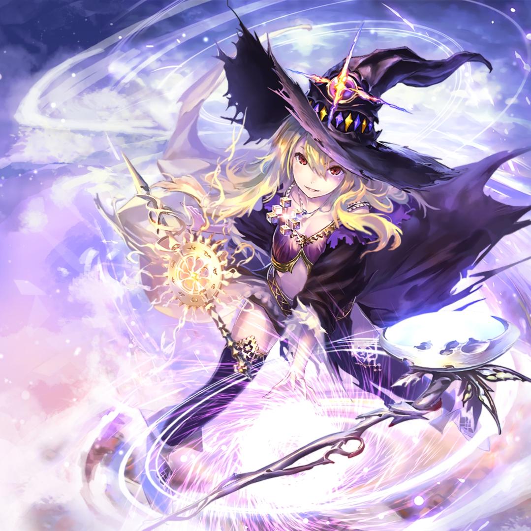 Daria Dimensional Witch Shadowverse