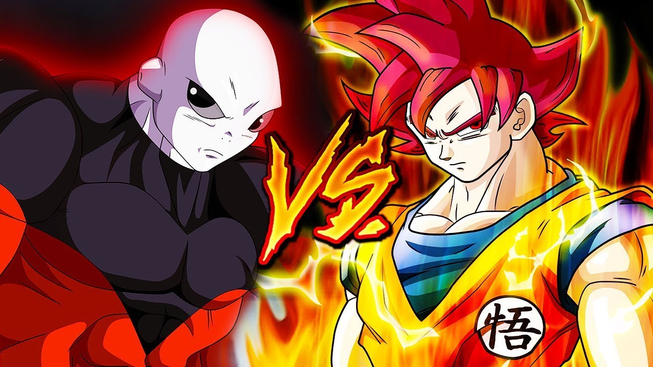 Steam Workshop Dragon Ball Super Ultra Instinct Goku Vs Jiren Full Fight