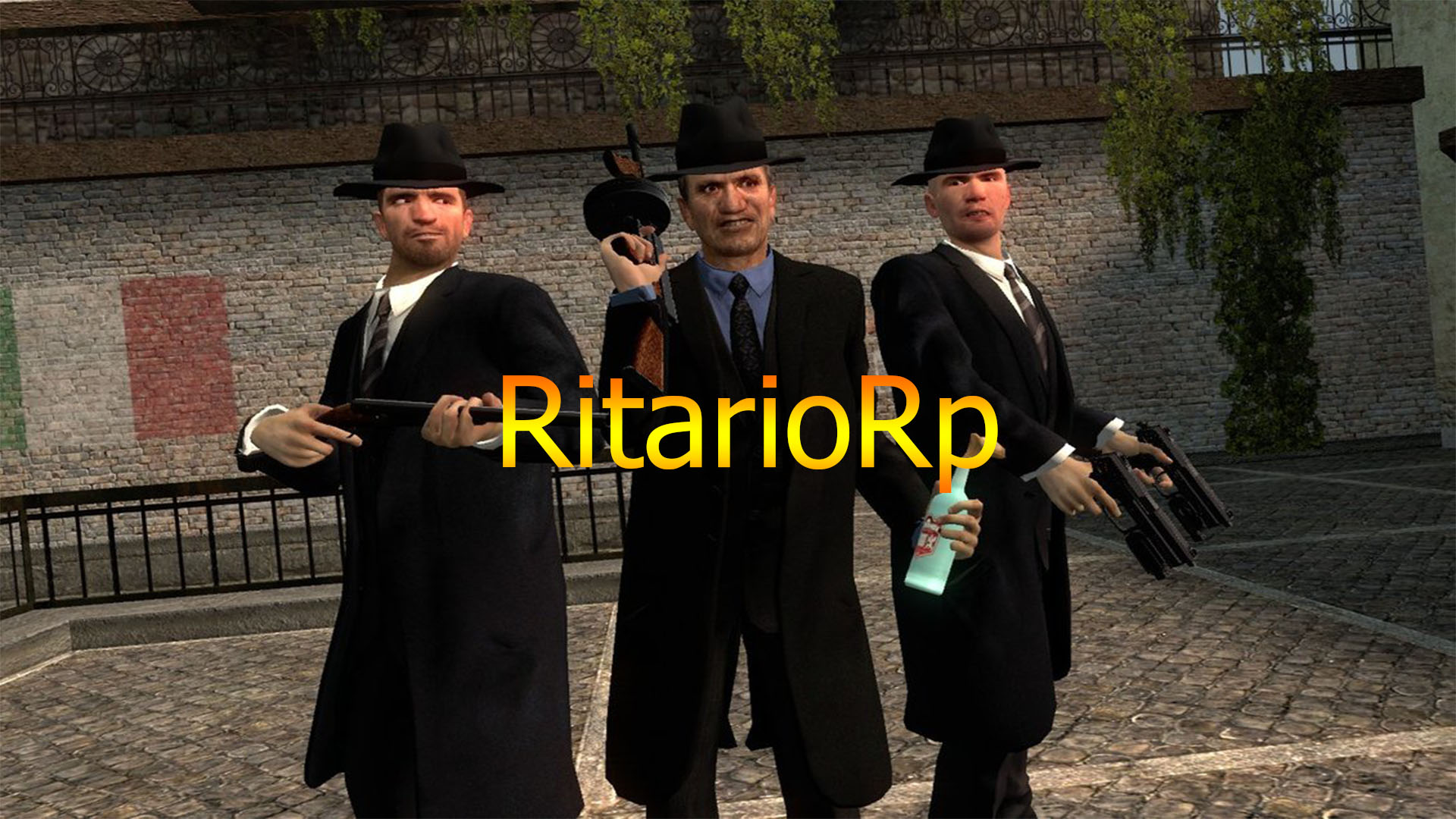 Steam Workshop :: (DarkRP) serveur 1 RitarioRP