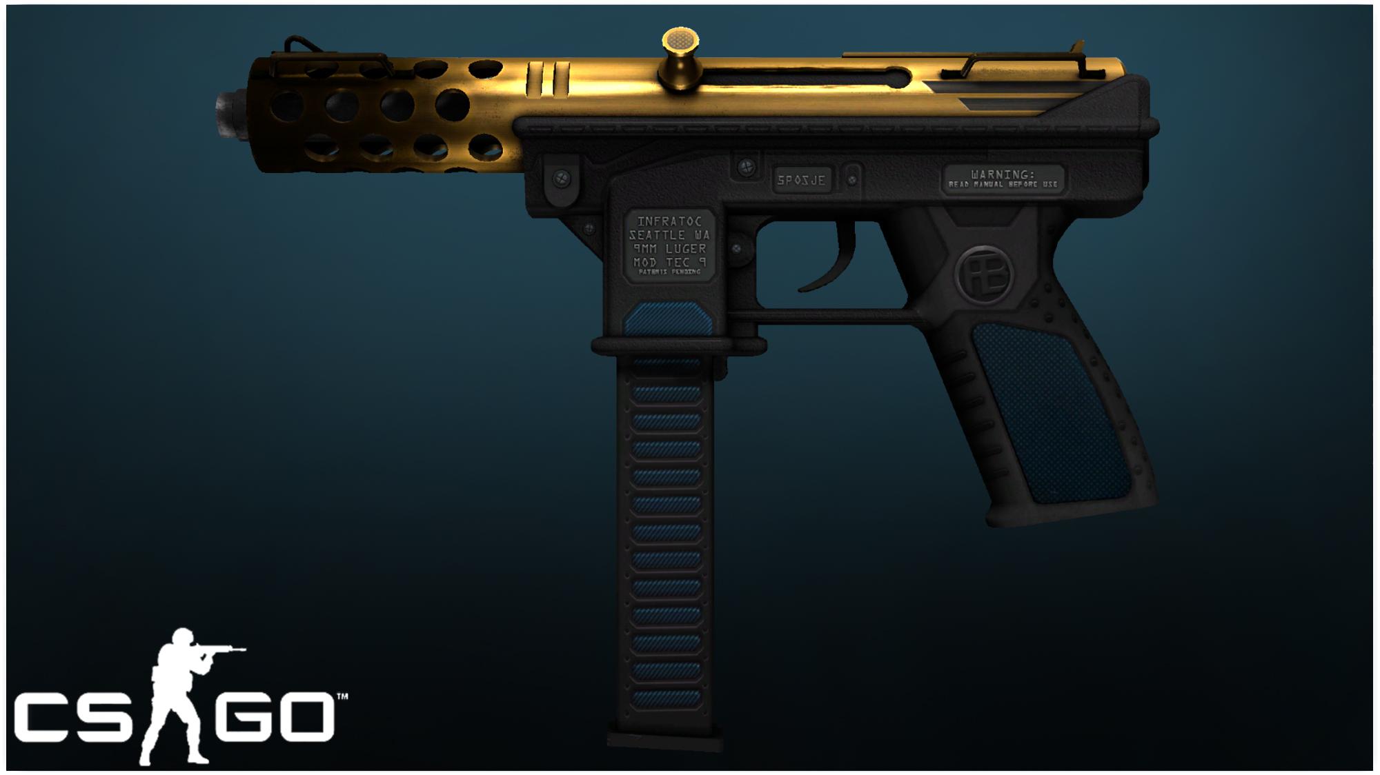 tec9 gold tech
