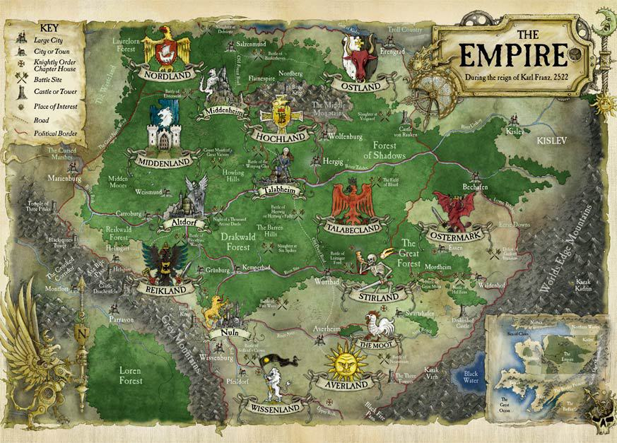 Steam Workshop [ME] Empire with Elector counts mod collection