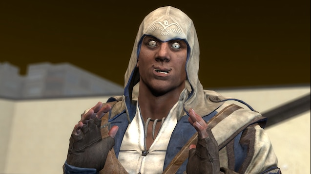 Steam Workshop Connor Kenway