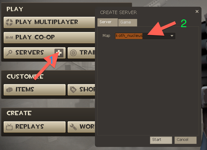 Steam Community :: Guide :: Play with bots on any TF2 Map