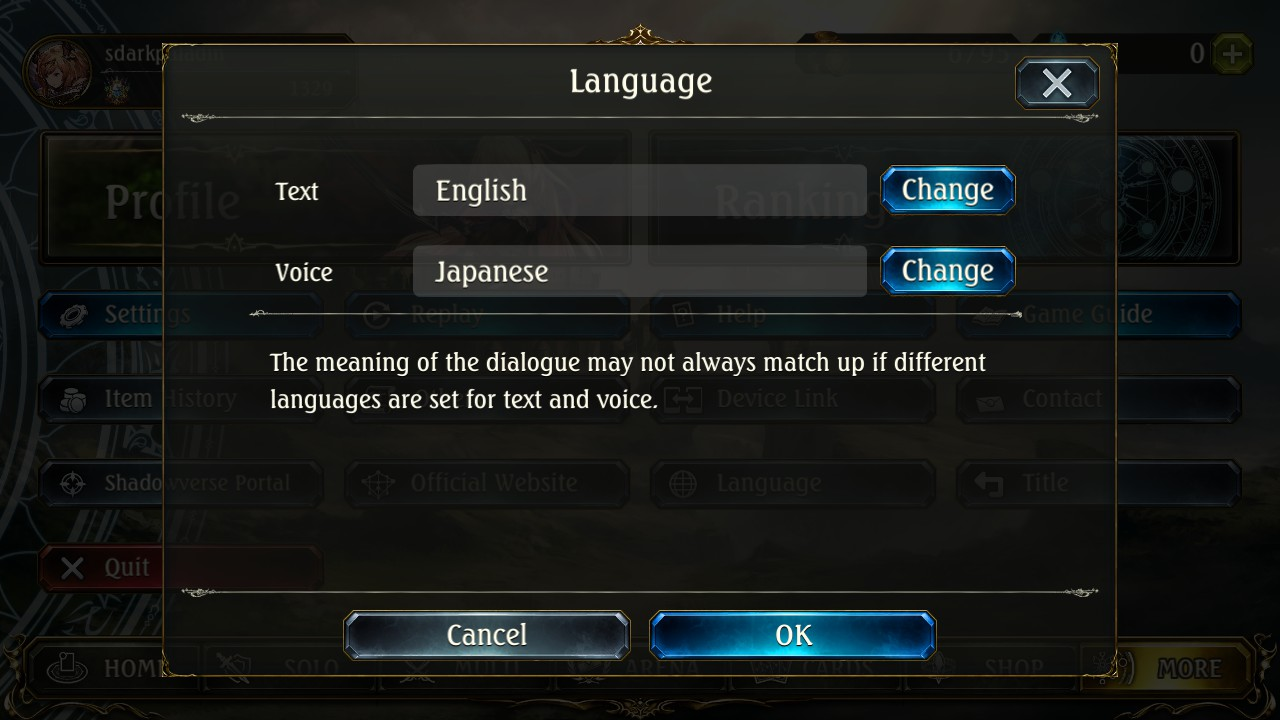 Steam Community :: Guide :: How to change to Japanese Voice and