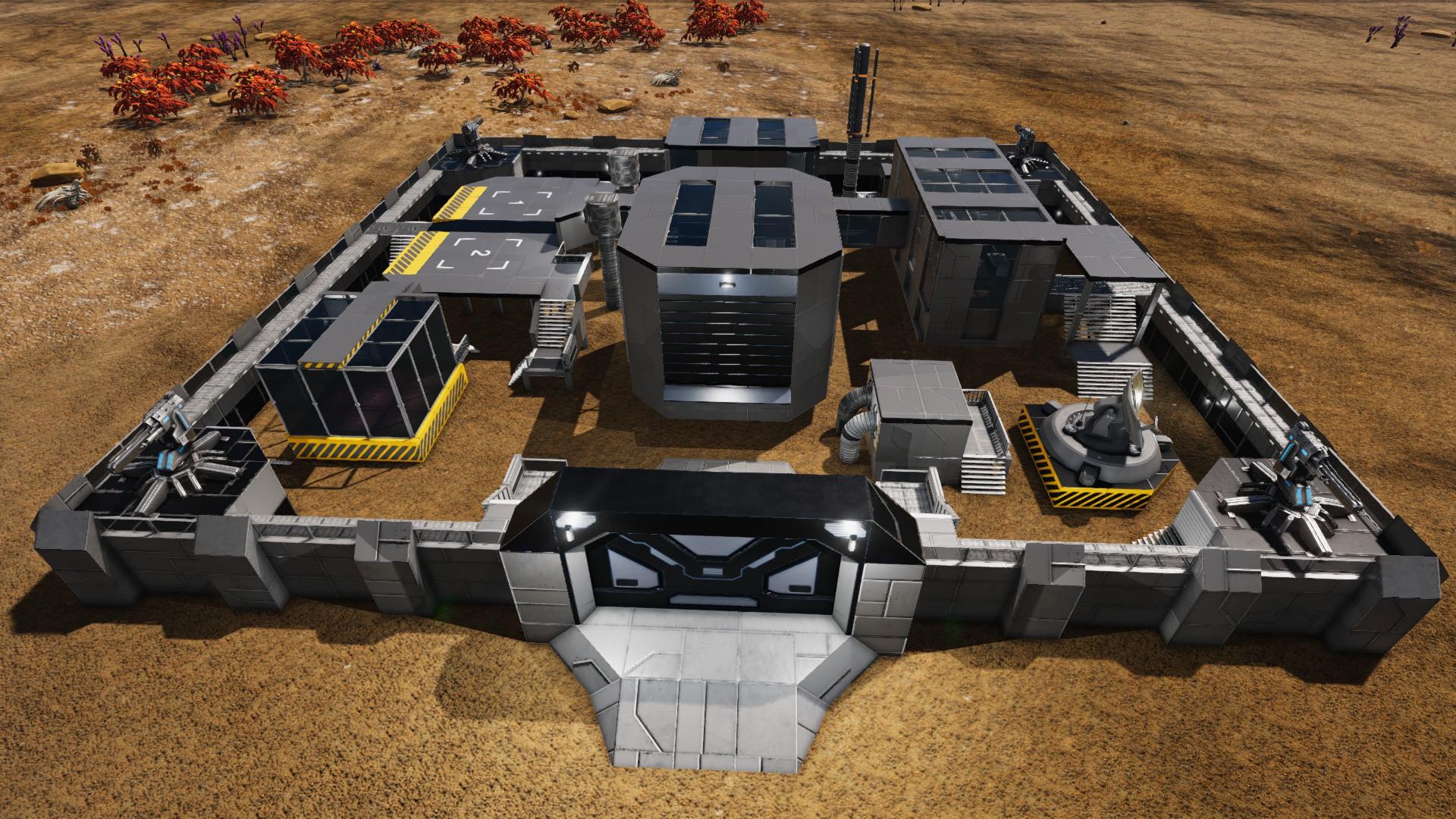 Empyrion - Galactic Survival Alpha 8 1 - June 21 | AnandTech