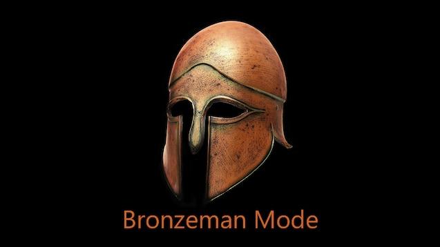 Steam Workshop :: [WotC] Bronzeman Mode