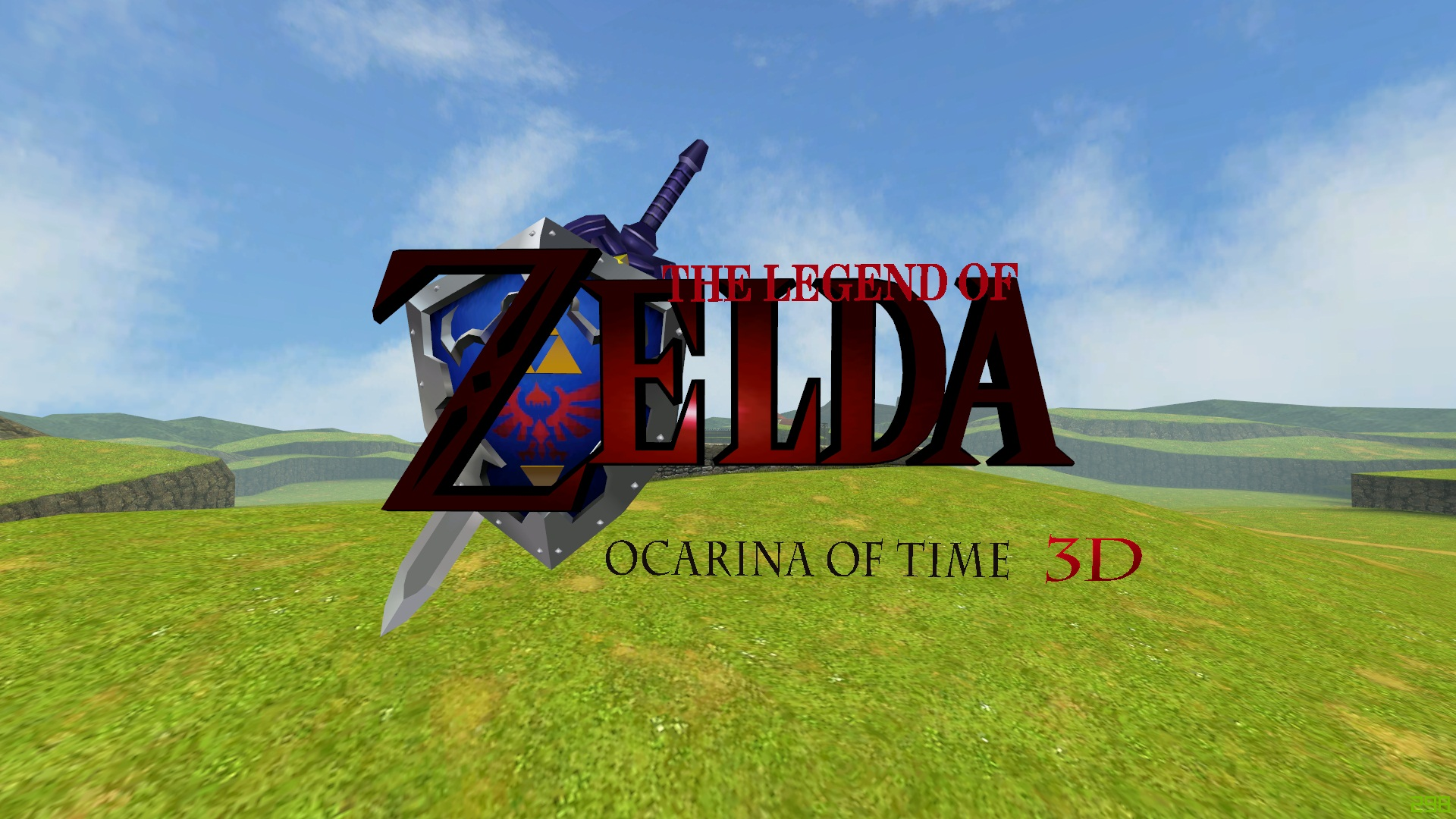 Steam Workshop Litronom S Hyrule Ocarina Of Time 3d
