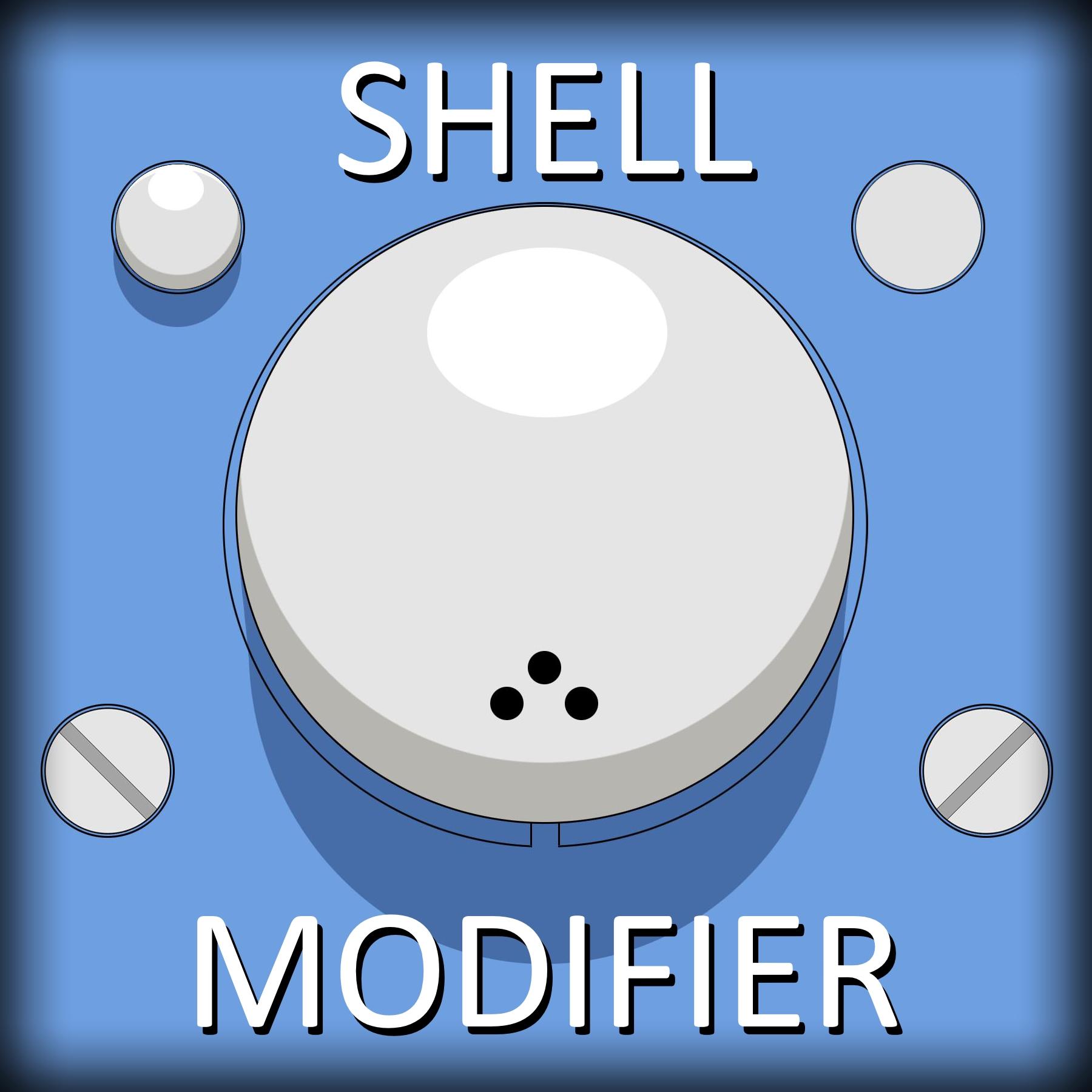 Shell Modifier