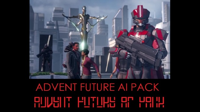 advent future complete ai pack skymods. Black Bedroom Furniture Sets. Home Design Ideas