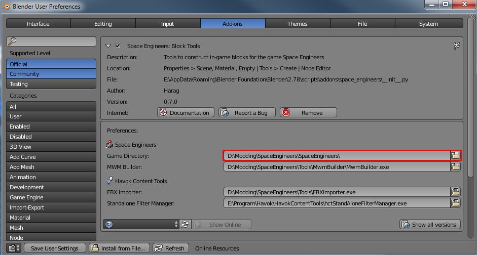 Steam Community :: Guide :: Blender: Import and display FBX