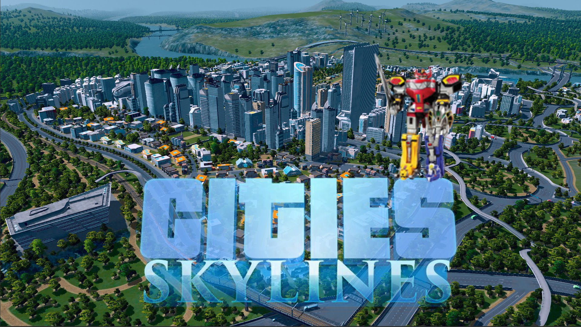 Image result for cities skylines wallpaper