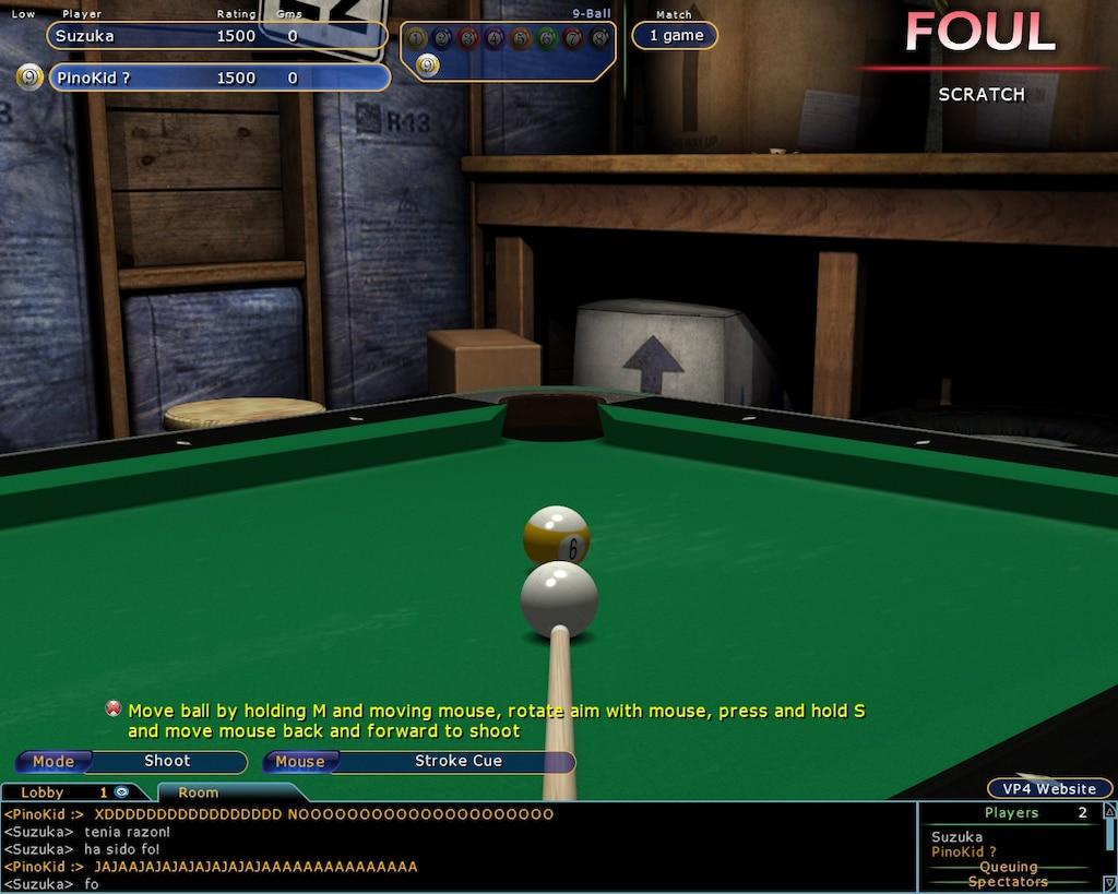 9 ball pool multiplayer