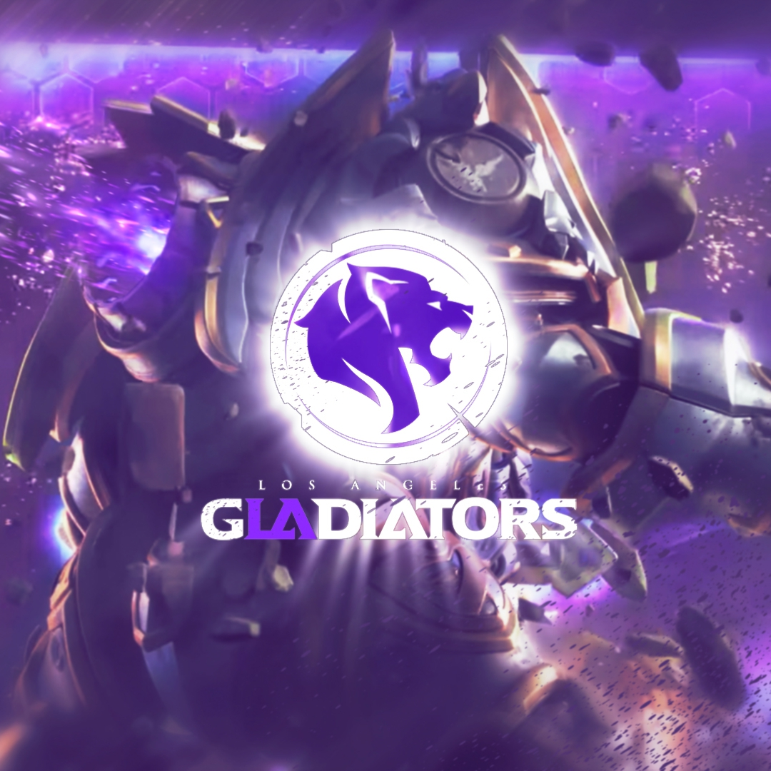 Steam Workshop Pubg 5 Animated Wallpaper: Steam Workshop :: OWL LA Gladiators Animated Wallpaper