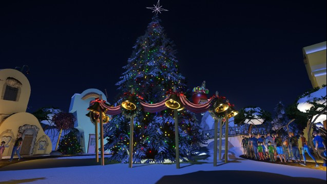 steam workshop how the grinch stole christmas monte leone ride skin - Grinch Stole Christmas Lights