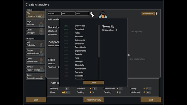 Steam Workshop :: [B18] Psychology