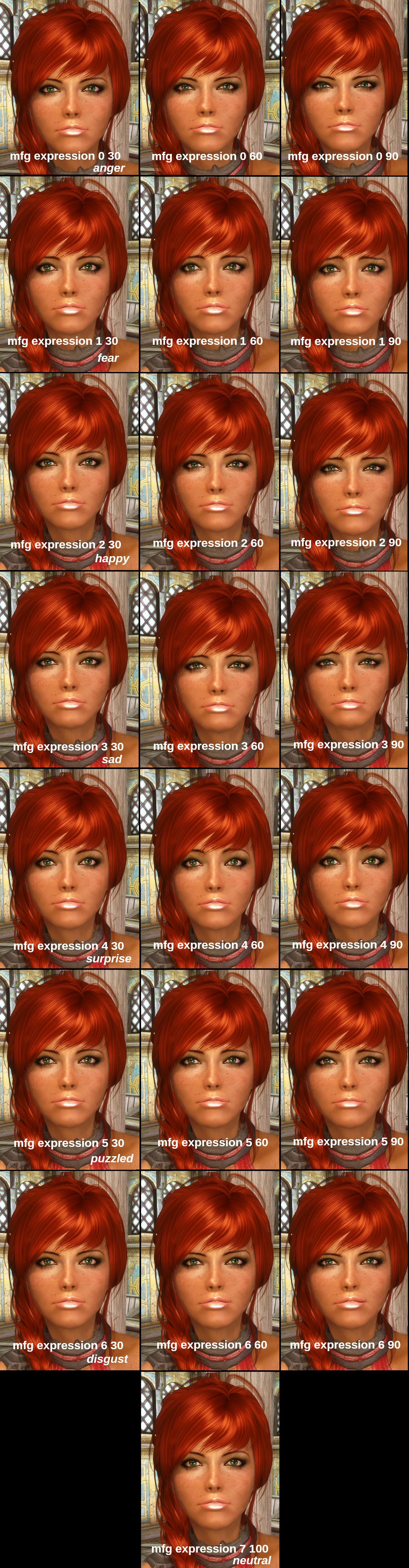 Steam Community :: Guide :: MFG - Facial expressions