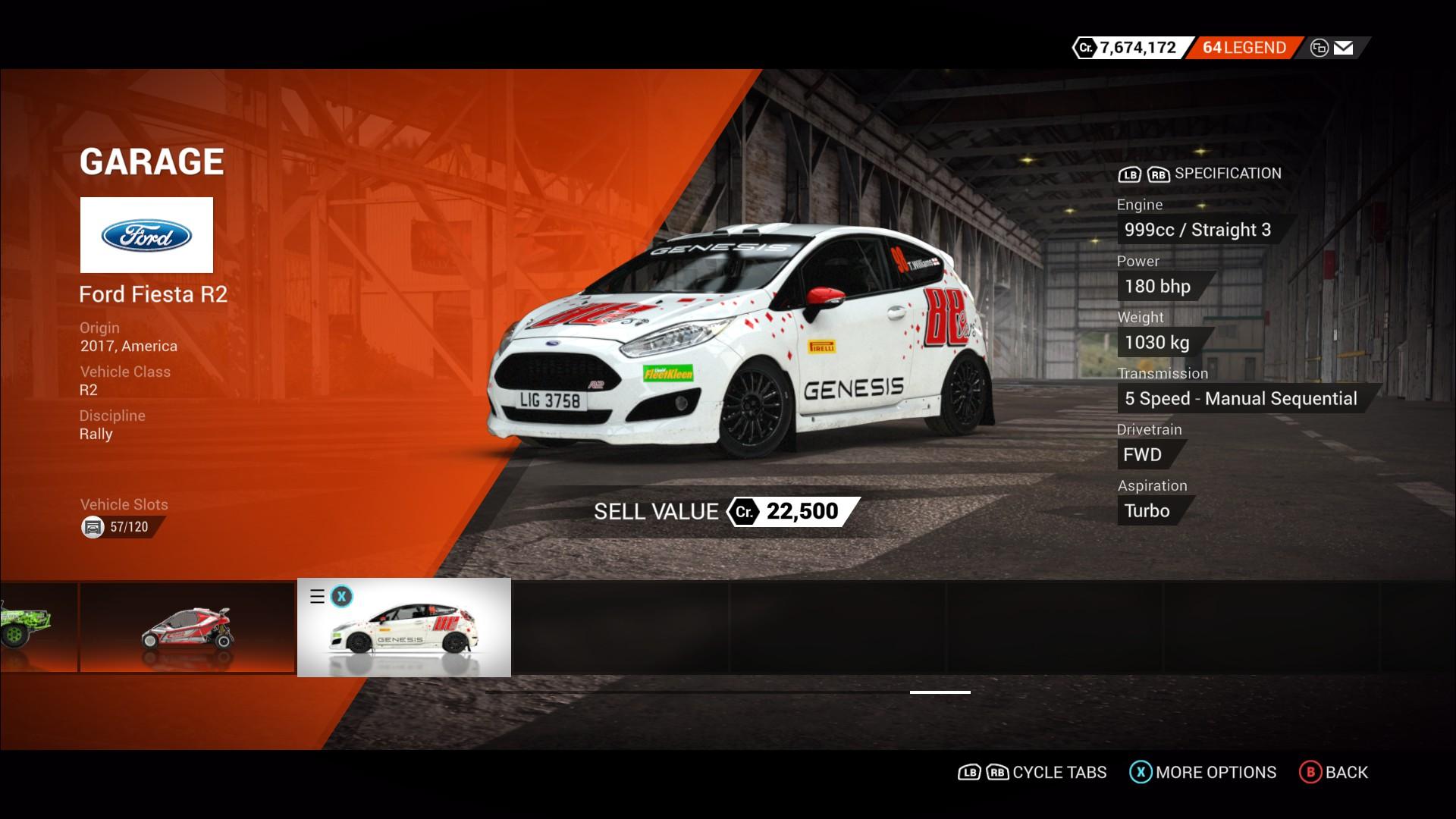 Ford Fiesta R2 — Tom Williams & Bryan Hull — 2017 British Rally  Championship Cadet Cup