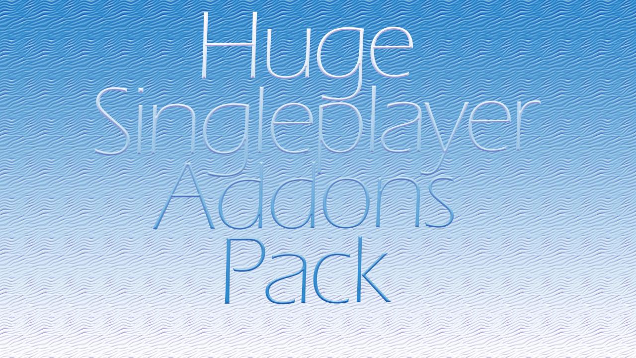 Steam Workshop Huge Singleplayer Addons Pack Diesel Tach Wiring Http Wwwcompetitiondieselcom Forums Showthread