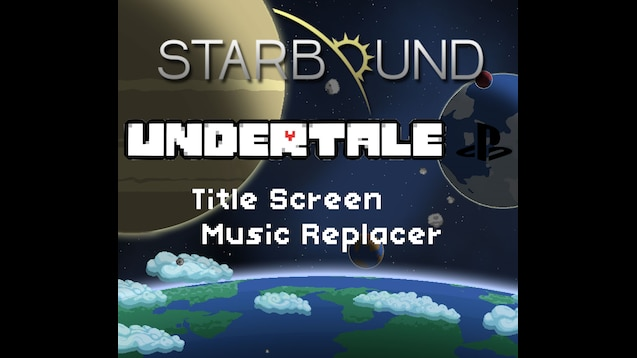 Steam Workshop :: Undertale PS4 Title Theme Replacer