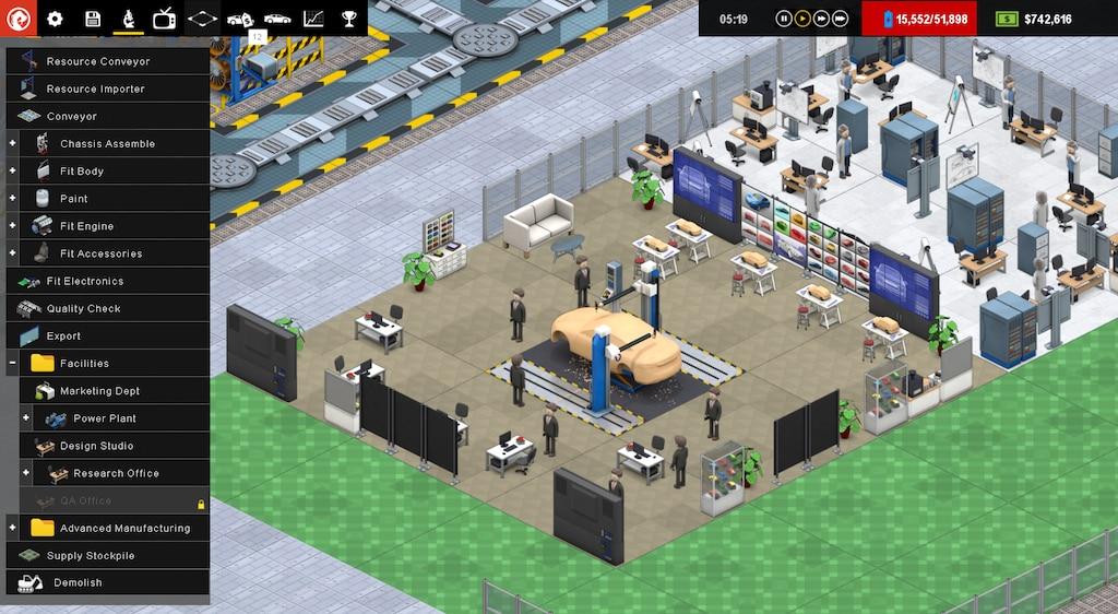 Steam Community :: Production Line