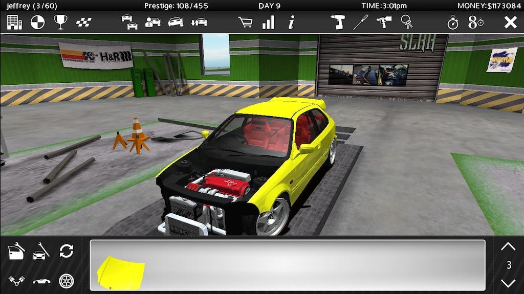 Steam Community :: Screenshot :: Honda Civic EK9 Type R (D16A7 Honda