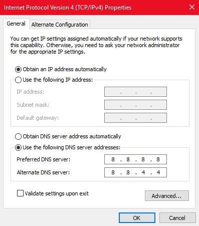 Steam Community :: Guide :: How To Change DNS Server Settings (Windows)